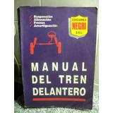 Manual Del Tren Delantero 1993 Ediciones Negri Ford Renault