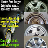Llantas Ford Ranger Impecables