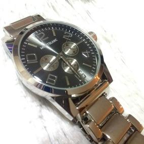 Relógio Masculino Monblanc (prata)