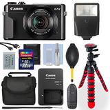 Canon Powershot G7x Mark Ii 20.1mp Digital Camera + 32 Gb Ac