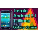 Samsung Galaxy S3 Mini Actualización Lollipop