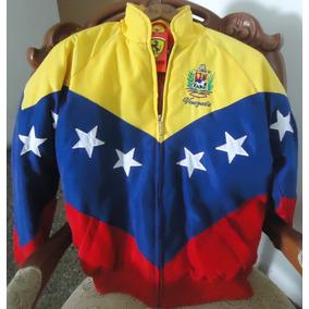 Chaqueta Bandera De Venezuela Nueva
