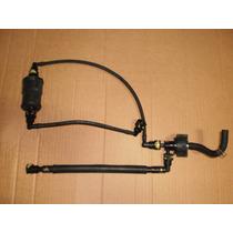 Regulador Pressão Da Gasolina C/mangueiras Cg-150/bros Mix H