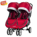Carriola Baby Jogger City Mini Double Crimson