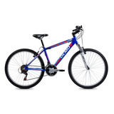 Bicicleta Olmo Flash Rodado 26 Mtb 18 Vel. Shimano - Pacman