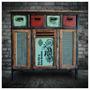 Mueble Cajonera Aparador Vintage Garage, A Pedido