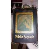 Bíblia Sagrada Edição Barsa 1964 Raridade E Muito Conservada