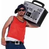 Disfraz Hip Hop Inflable Boom Box