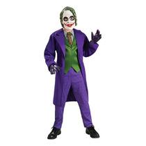 Batman El Caballero Oscuro Lujo Grande Del Traje De Payaso,
