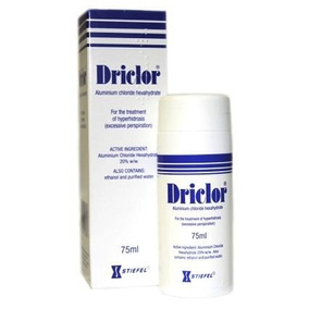 Desodorante Driclor 75ml Antitranspirante Parcele Sem Juros