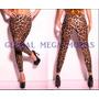 Calça Legging Leg Onça Oncinha Tigresa Muito Confortável !!!