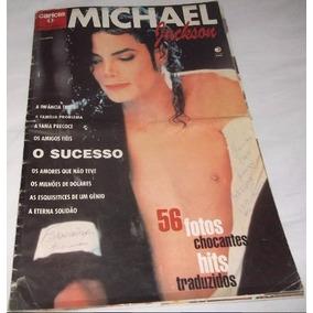 Revista Do Michael Jackson - Edição Luxo Da Carícia N. 1
