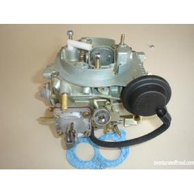 Carburador 3e Opala - 6cc - Gasolina - Remanufaturado
