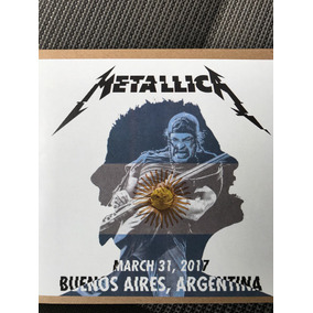 Metallica Bs As 2cd Oficial March 31, 2017 Lollapalooza