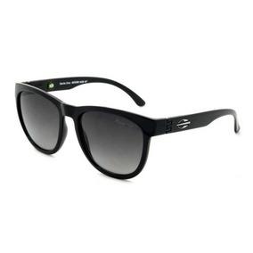 Óculos Sol Mormaii Santa Cruz Polarizado Preto/l Cinza Degra
