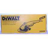 Esmeril Angular Dewalt D-28490/ 9 2200 Watts