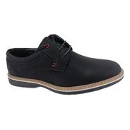 Zapatos De Hombre X0010 Negro