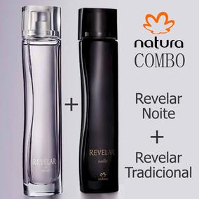 Combo Natura Revelar Noite + Tradicional 75ml - Val.04/2019