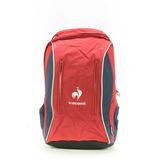 Mochila Le Coq Sportif Kyze Backpack Hide Rise Red/ Eclipse