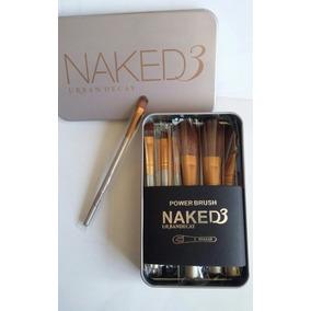 Set De Brochas Naked , Mac Y Kylie Oferta Solo Por Hoy