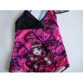 Traje De Baño Niña Monster High Ref. 60354