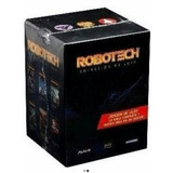 Dvd Robotech Macross Original Sellado Coleccion De Lujo