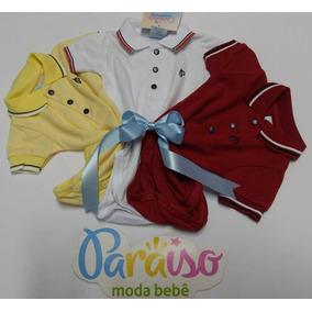 C Moda Pra Menino Beb - Roupas de Bebê no Mercado Livre Brasil 2b2c43a14a7