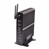 Barebone Mini Pc Fanless Dual Nic - Intel I5 5257u Wifi