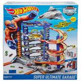 Super Ultimate Garage Pista Hot Wheels Motorizado Mega City