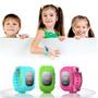 Smart Watch Reloj Celular Gps Q50 Niñ@ Configurado Sim Entel