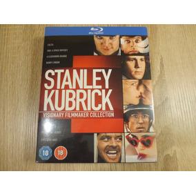 Blu-ray Colección Kubrick 7 Peliculas Originales