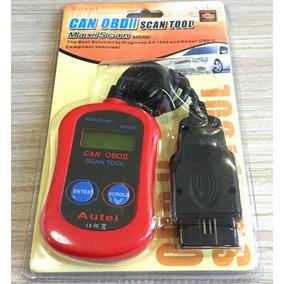 Scanner Automotivo Autel Maxiscan Ms300 Obd2 Gm Fiat Honda