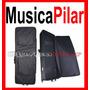 Estuche Semi Rigido Teclado Organo Skb Sc88kw Musica Pilar