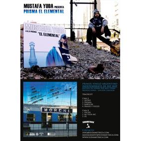 Vinilo El Elemental *mustafa Yoda A.k.a Pisma* Sudametrica