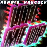 Herbie Hancock - Lite Me Up (vinilo Lp 2da Mano)