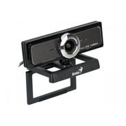 Webcam Genius Facecam F100 Mic Full Hd 1080 Conferencia