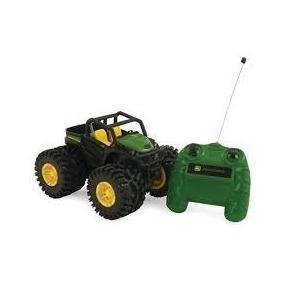 Miniatura Trator Controle Remoto Jonh Deere Peças Original