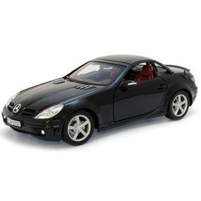 2002 Mercedes Benz Slk55 Amg - Escala 1:18 - Motormax