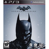 Batman Arkham Origins - Digital Ps3