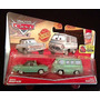Disney Cars 2 Pack Rusty & Dusty Rust-eze 2016 Mattel