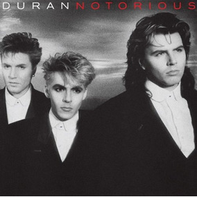 Cd : Duran Duran - Notorious (japan - Import)