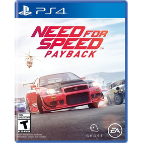 Need For Speed Payback Ps4 Fisico Nfg Palermo