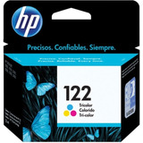 Cartucho Hp 122 Color (ch562hl) Original 3050 2050