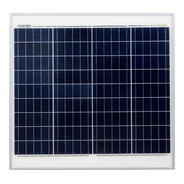 Panel Solar 50 Watts Para Sistemas A 12 V