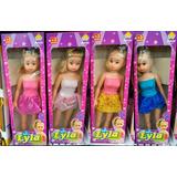 Kit 10 Bonecas Lyla - Toda Beleza De Lyla 25 Cm -