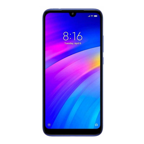 Xiaomi Redmi 7 Dual SIM 32 GB Azul cometa 3 GB RAM