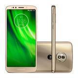 Smartphone Motorola Moto G6 Play Dual 32gb Câmera 13mp Xt19