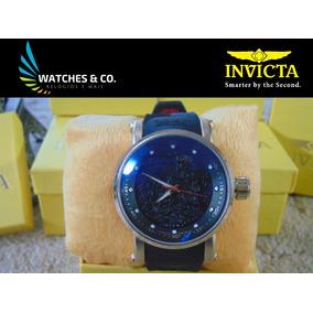 Relógio Invicta Yakuza S1 Dragon Preto Com Dourado Promoção