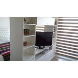 Mueble Modular Divisor De Monoambiente 2,35 X 1,90 X 50