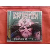 Especimen Hardcore En Vivo-94